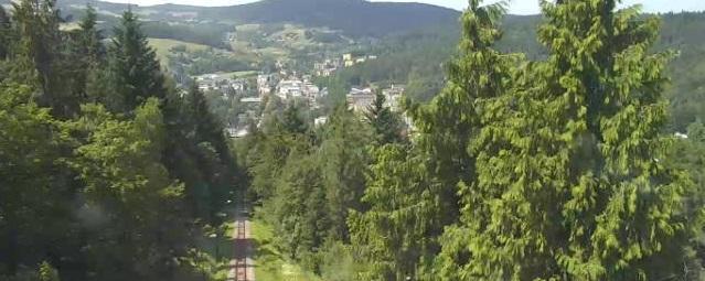 Spacerem po… Górze Parkowej i Parku Zdrojowym